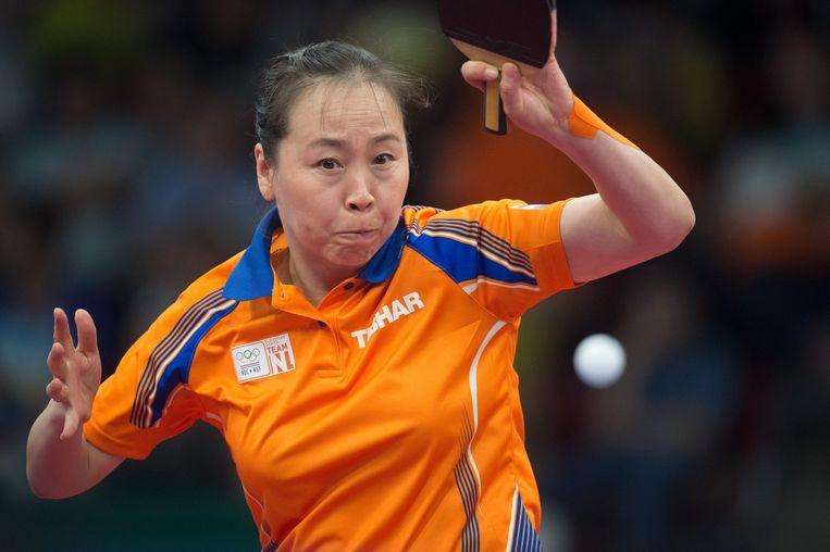 Li Jiao. Beeld epa