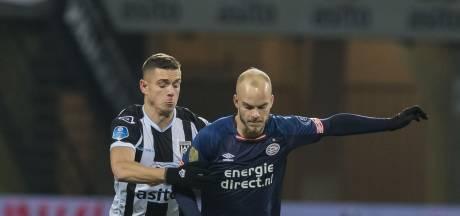 PSV-veteraan Hendrix blijft nuchter: 'Gewoon deze lijn doortrekken'