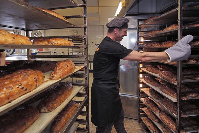 De bakkerij van Lamers is vanaf komend voorjaar te vinden in winkelcentrum Ruwert.