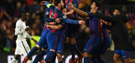 Barça houdt boete over aan Houdini-act tegen PSG
