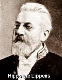 Hippolyte Lippens, burgemeester van Gent.
