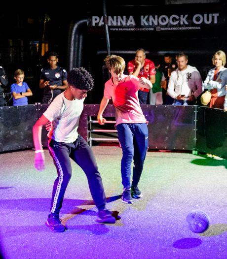 Panna Knock Out brengt niet alleen jeugd in Nieuw-Beijerland in beweging: 'Dit is een absoluut succes'
