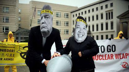 Nobelprijs voor Vrede gaat naar organisatie tegen kernwapens