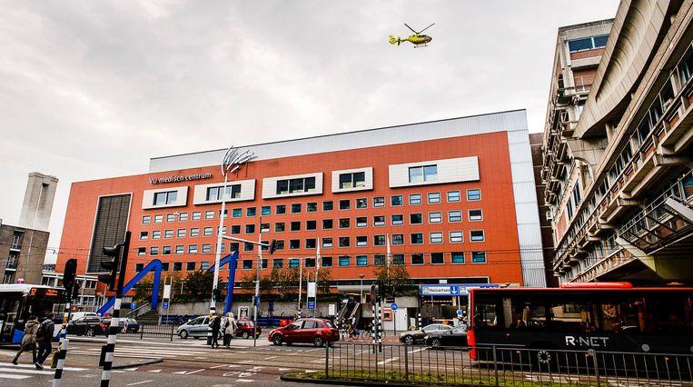 Het VU Medisch Centrum (VUmc) in Amsterdam. Beeld anp