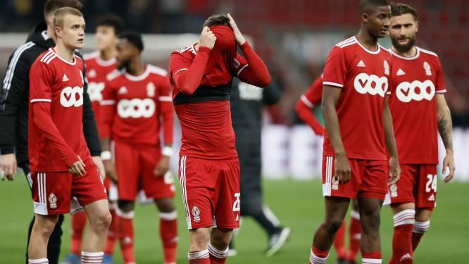 Le Standard galvaude un avantage de deux buts dans les arrêts de jeu, baptême gâché pour Elsner