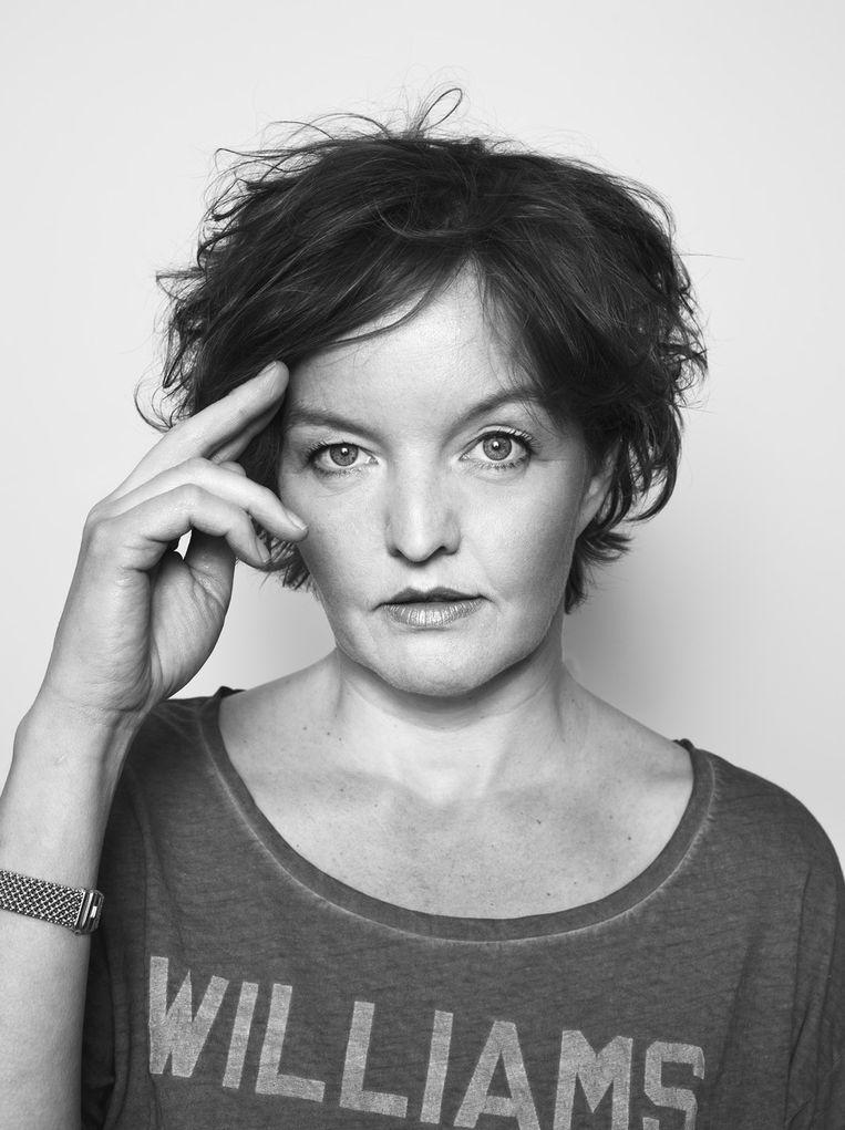 Sanne Wallis de Vries Beeld Robin de Puy