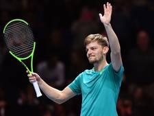 Goffin ten koste van Thiem naar halve finale tegen Federer