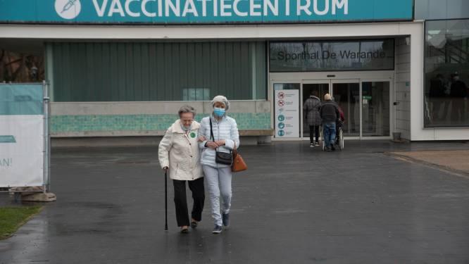 Nieuwe strategie rond AstraZeneca heeft nauwelijks invloed op vaccinatiecentrum in De Warande