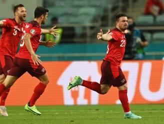 Shaqiri loodst Zwitserland met 2 goals voorbij Turkije (en da's goed nieuws voor de Rode Duivels)