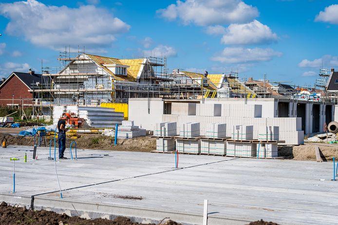 Nieuwbouw in Nieuwerkerk aan den IJssel vindt nu plaats in Esse Zoom Laag.