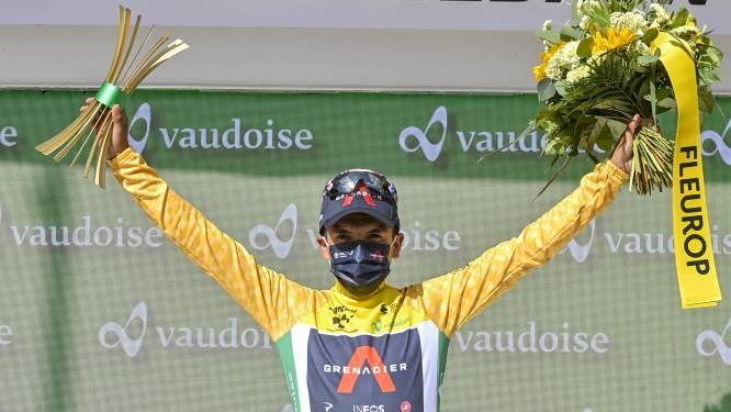 LIVE. Wie wint loodzware tijdrit in Ronde van Zwitserland?