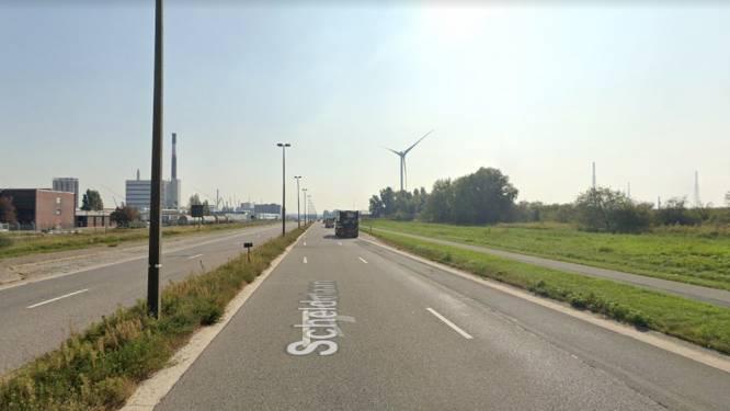 Scheldelaan in Antwerpse haven grondig vernieuwd ter hoogte van complex Lillo