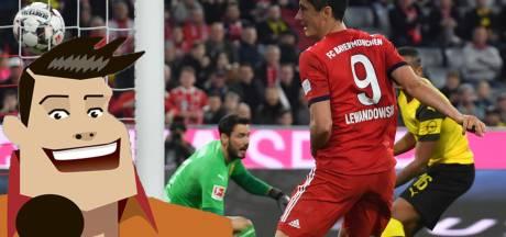Quiz   Hoe vaak scoorde Lewandowski tegen zijn oude club Dortmund?