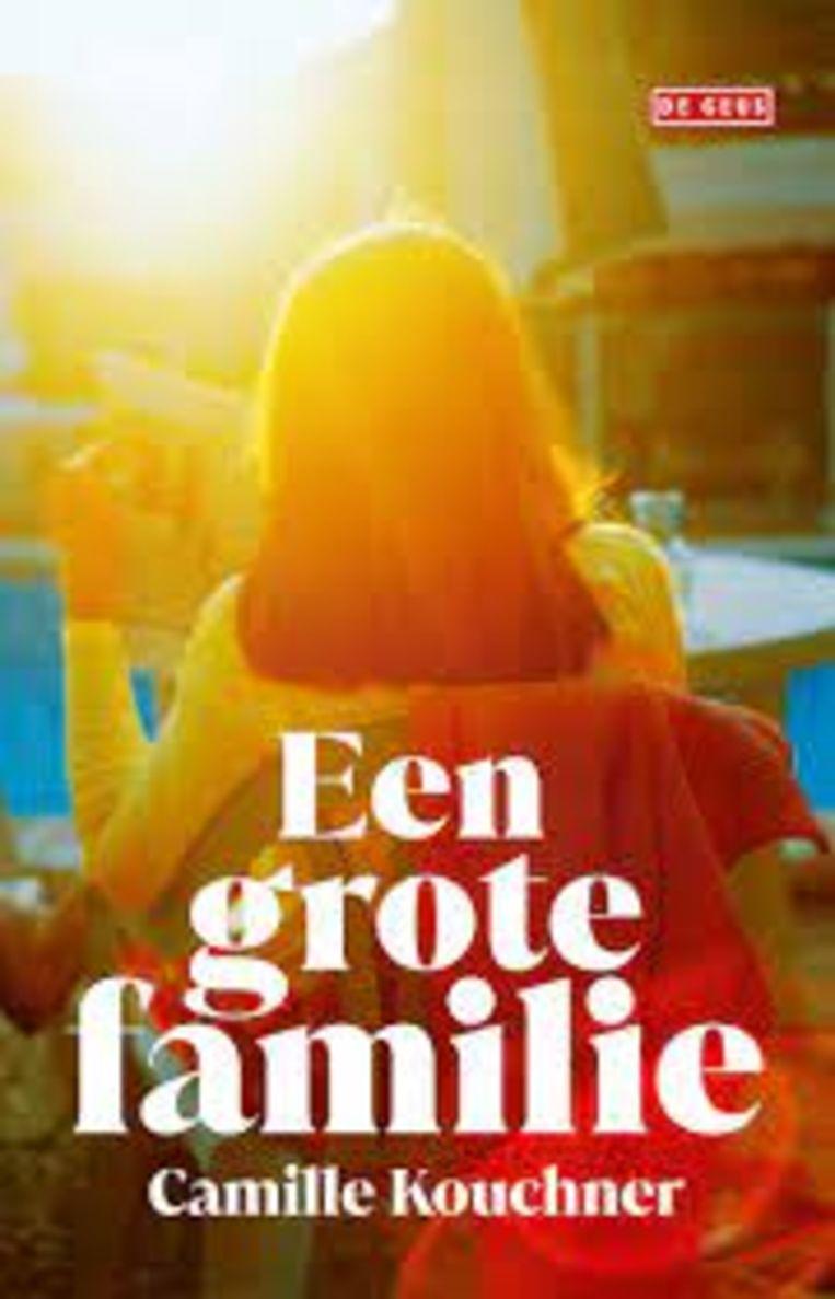 Camille Kouchner, 'Een grote familie', De Geus. Beeld De Geus
