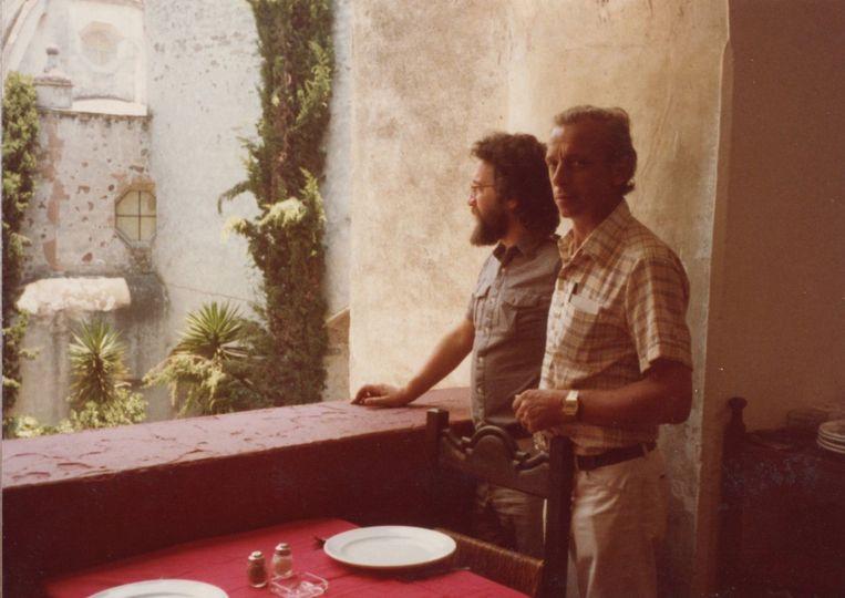 Broer Jules was vele jaren eerder vertrokken naar Mexico.   Beeld Archief