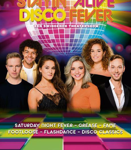 Stayin' Alive Disco Fever: 'Mensen willen gewoon weer uit hun dak gaan op goede muziek'