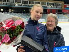 Sjoukje Dijkstra Trofee voor Lindsay van Zundert