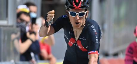 Geraint Thomas enlève la 5e étape du Critérium du Dauphiné, Lukas Pöstlberger reste en jaune