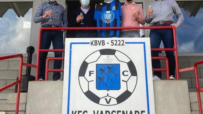 Stefaan Ameel wordt hoofdtrainer van FC Varsenare dat ook met B-ploeg uitpakt
