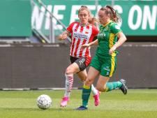 ADO-speelster Annouk Boshuizen wekt verbazing met transfer naar Feyenoord: 'Het makkelijkste was om te blijven, maar deze stap is een nieuwe levenservaring'