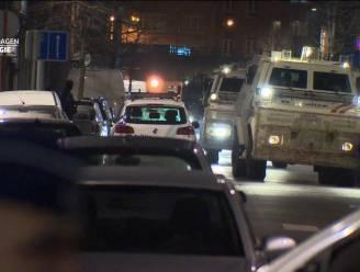 Arrestaties over heel Brussel