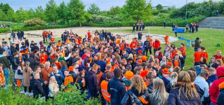 Nijkerk viert opnieuw uitbundig feest na overwinning Oranje