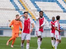 Ajax onder 19 ondanks nederlaag verder in UEFA Youth League