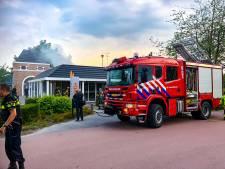 Meterkast vat vlam op Resort Zuiderzee bij Biddinghuizen