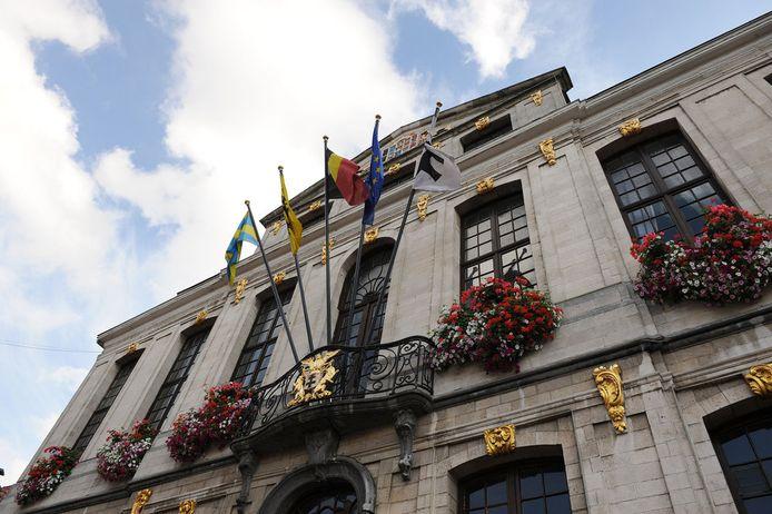 Het Roeselaarse stadhuis