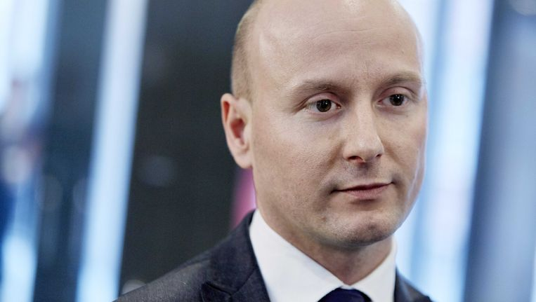 Verslaggever Wilfried van der Bles: