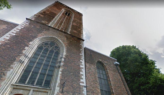 De Buurtoren in het centrum van Utrecht luidt vanaf maandagavond de klokken