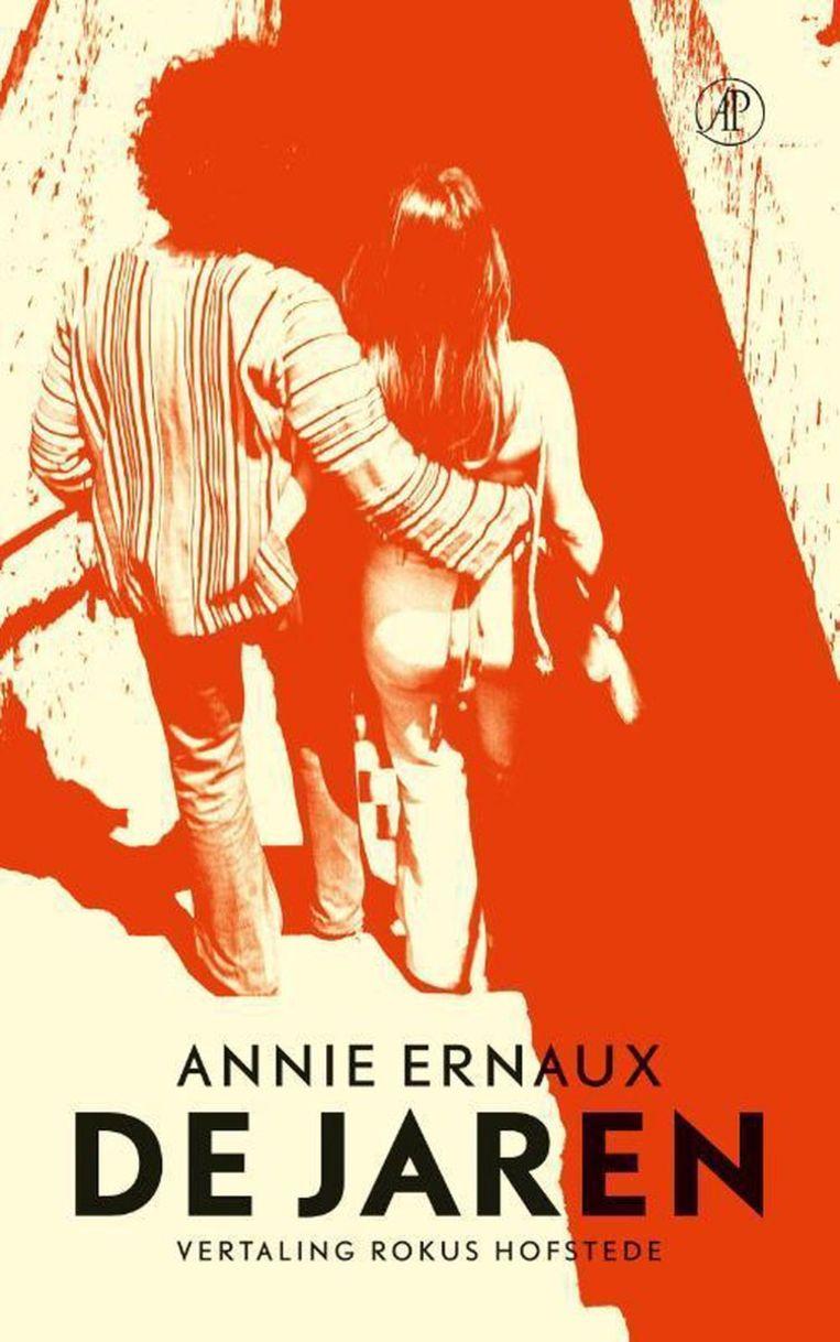 Annie Ernaux - de jaren Beeld Humo
