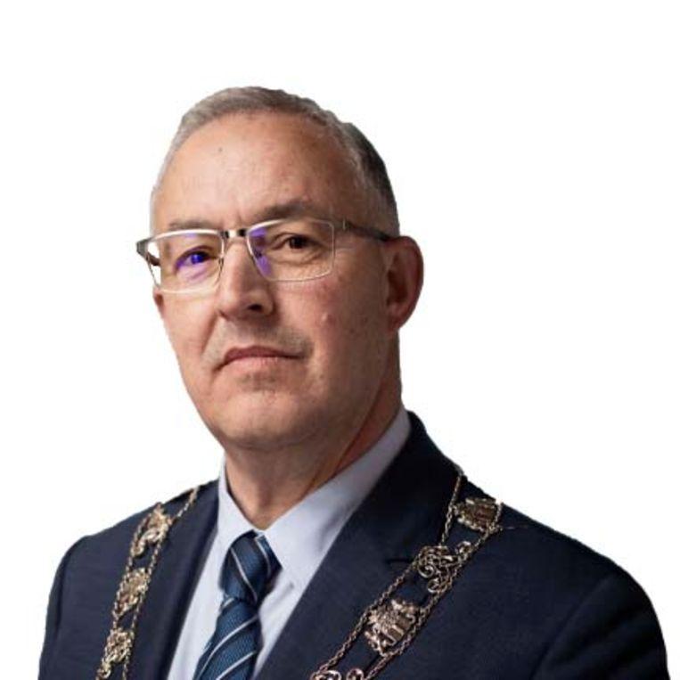 Burgemeester Aboutaleb wuifde bezwaren tegen zijn mondkapjesverplichting op straat weg als het getheoretiseer van hoogleraren. Beeld Kiki Groot