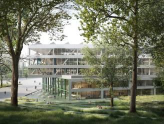 Dit wordt het nieuwe VRT-gebouw: verhuis gepland voor zomer 2026