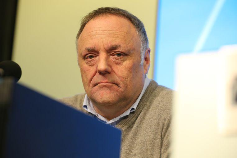 Marc Van Ranst. Beeld BELGA