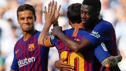Griezmann naar Barça: ook zij deden er álles aan om maatje van Messi te worden