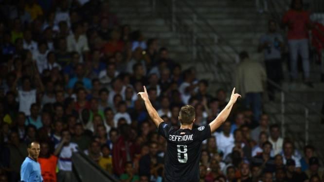 Real Sociedad verrast Olympique Lyon, Zenit is er bijna