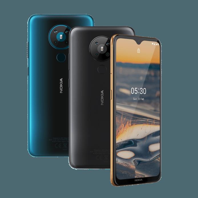 De Nokia 5.3.
