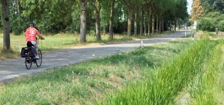 Culemborg begonnen met aanleg fietspad Prijsseweg