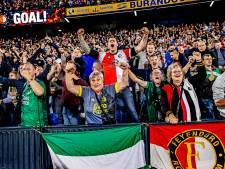 Feyenoord ontvangt RKC Waalwijk