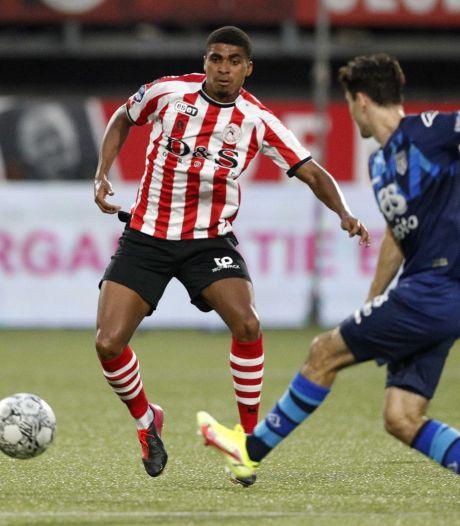 Laros Duarte verhuist van Sparta naar FC Groningen