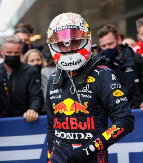 Max Verstappen viert feest met Honda: 'Het wordt echt speciaal'