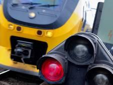Treinverkeer Amersfoort en 't Harde wordt weer opgestart, lag stil na aanrijding