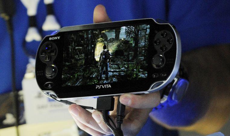 PlayStation Vita Beeld ap