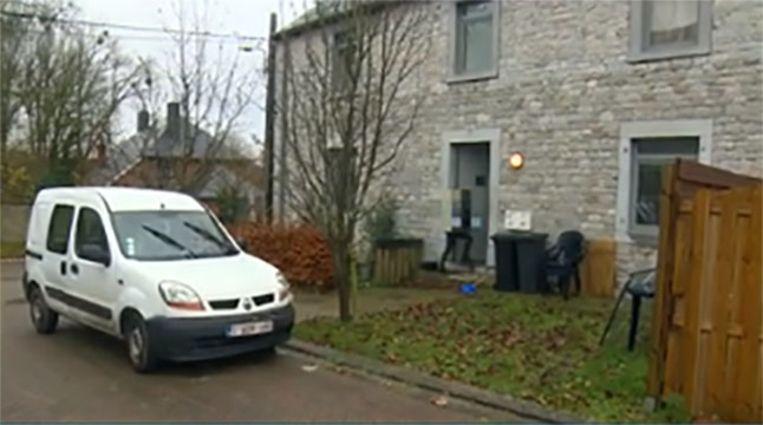 De feiten speelden zich af in de woning van de moeder van dader Luc N. (38). Beeld RTL