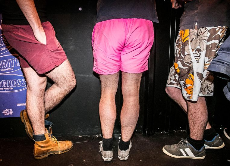 Nederland , Amsterdam , Johan Huizingalaan.22012017.22 januari 2017.Feest in RADION , het was twee dagen feest tijdens weekender.                                                                                         Foto and copyright Amaury Miller Beeld Amaury Miller