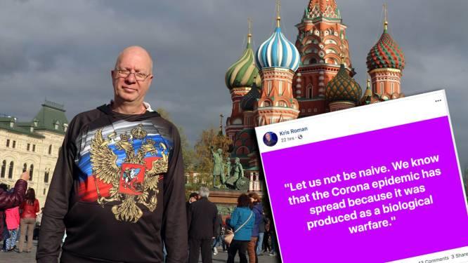 Belgen helpen Rusland angst te zaaien met fake news over coronavirus