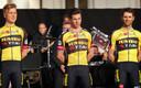 Dylan Groenewegen komt op dit moment uit in de Giro d'Italia.