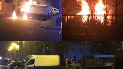 """Doorbraak in onderzoek naar brandstichtingen in Mechelen-Zuid: """"Verschillende arrestaties uitgevoerd"""""""