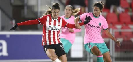 Nieuw contract houdt PSV'er Amy Harrison 'thuis ver weg van huis'